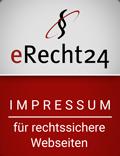 Impressum eRecht24