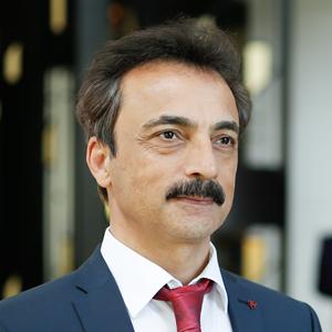 Speaker - Dr. med. Hüseyin Sahinbas